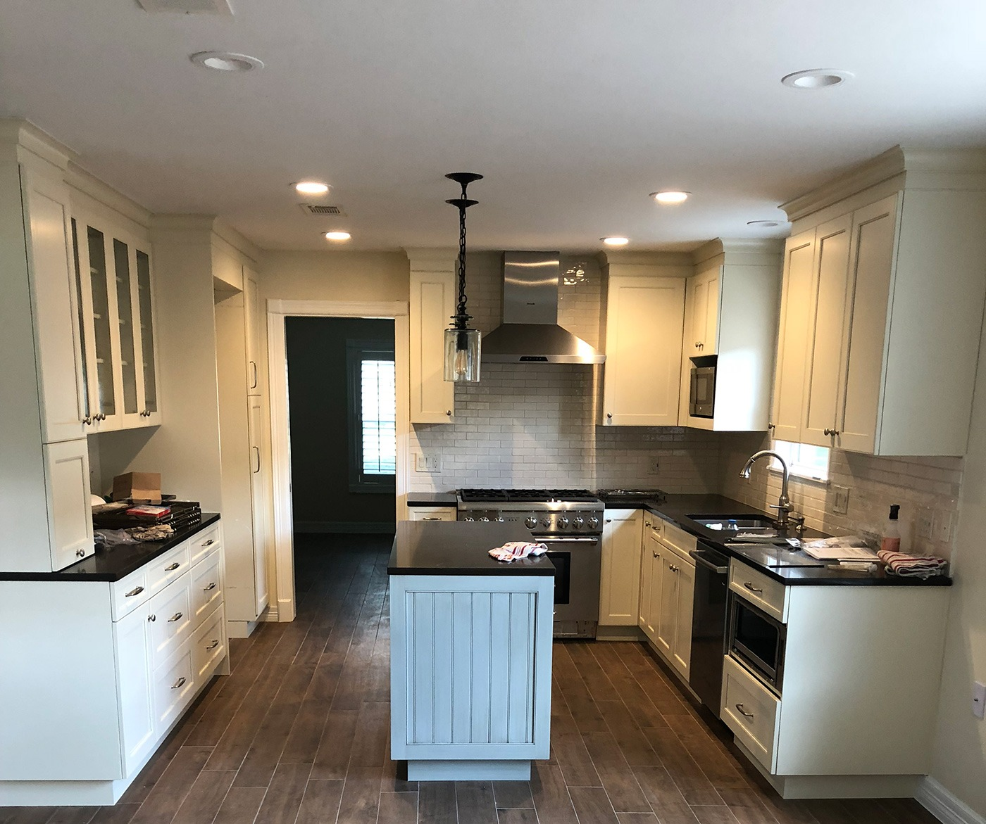 The 7A Services - Custom Kitchen